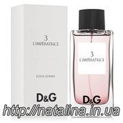 Dolce&Gabbana L`Imperatrice 3 Туалетная вода 100ml